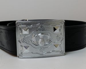Special offer Set Thistle Belt & Buckle