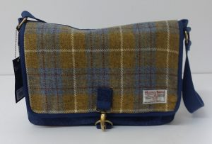 Harris Tweed Despatch Bag