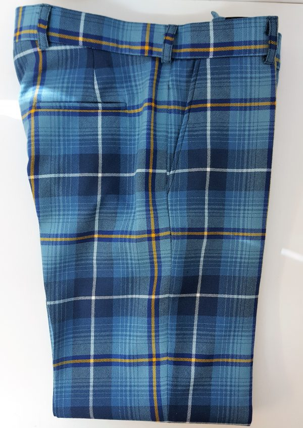 Ryder Cup Scottish Made Tartan Trousers