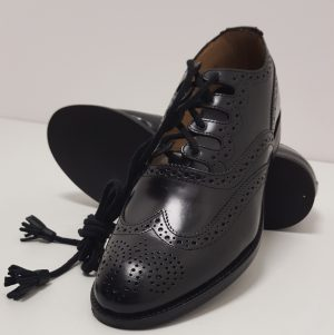 Adult Ghillie Kilt Brogues Rubber Sole