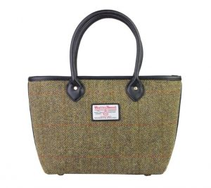 Harris Tweed Hand Bag