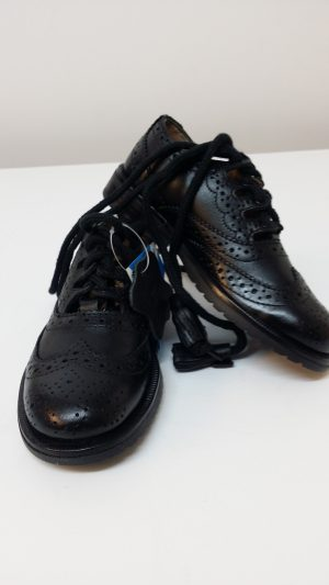 Childrens Ghillie Brogues