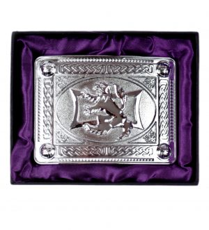 Lion Rampart Buckle