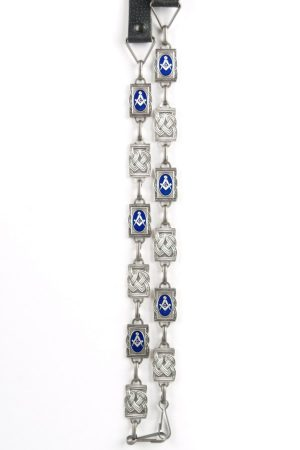 Masonic Silver chains