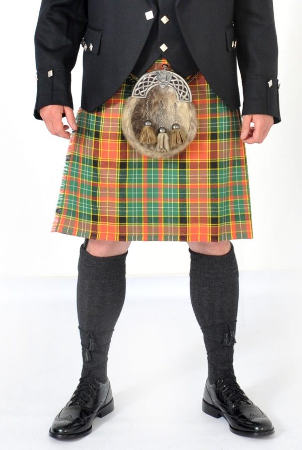 Alba 5 Yard Wool Kilt Your tartan your Choice of 100`s