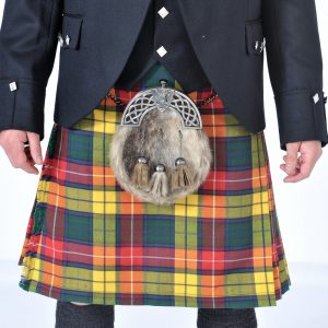 8 Yard Buchanan Ex Hire Kilt