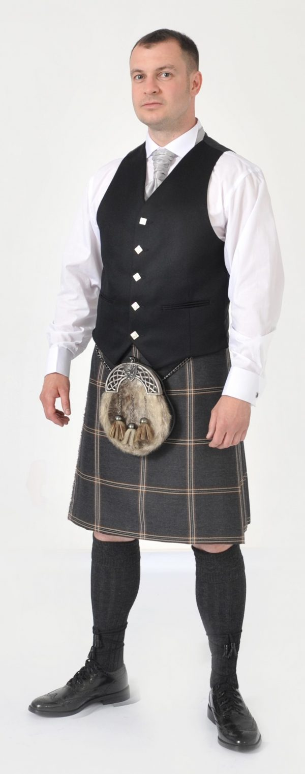 8 Yard Bespoke Kilt Your Tartan Your choice